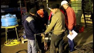 Обучение персонала на одном из предприятий на Урале