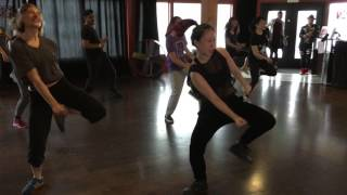 Hip Hop I with Tracey at Salsa N' Seattle Dance Studio
