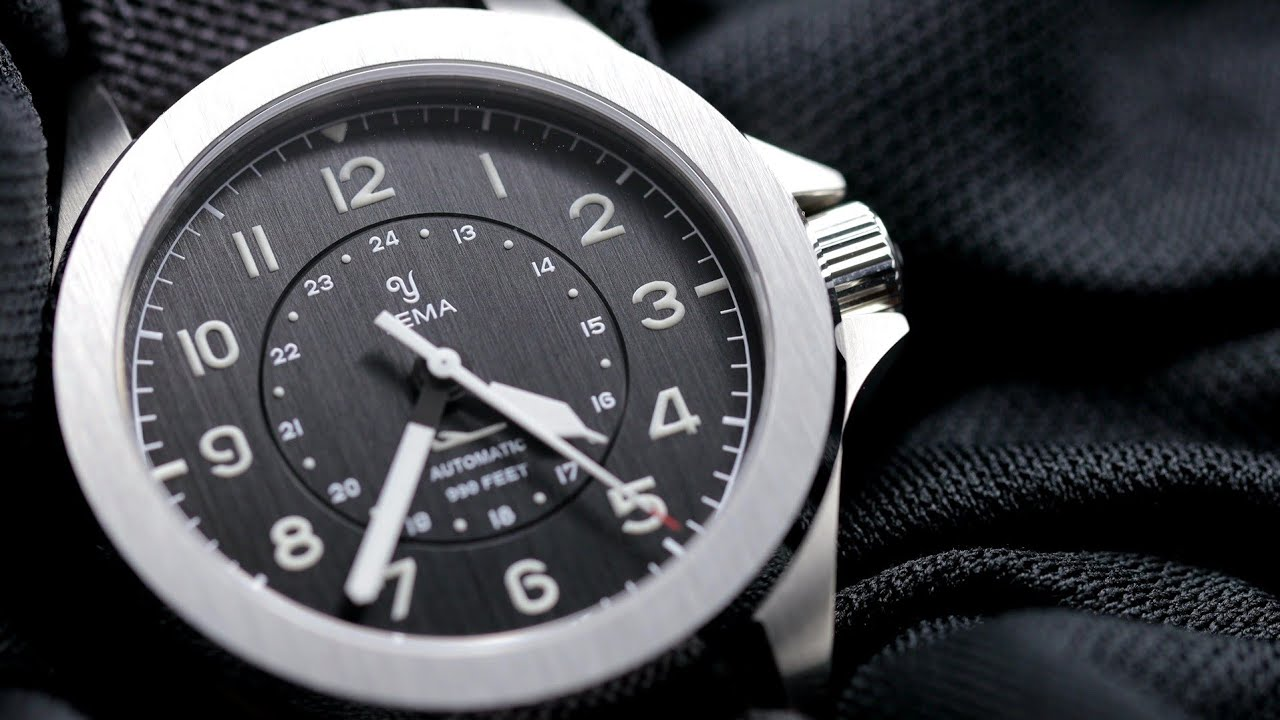 Exclusive Look Yema Flygraf Pilots Watch | The Ultimate Everyday Watch