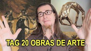 20 OBRAS DE ARTE TAG | NOMINACIONES | ANTONIO GARCÍA VILLARÁN