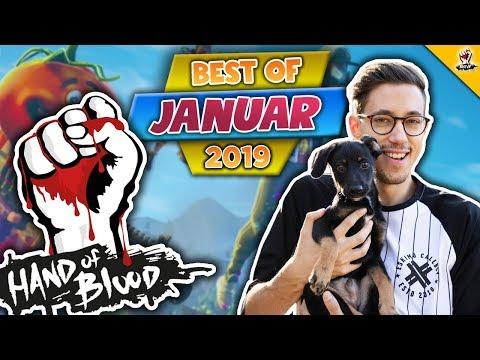 BEST OF HANDOFBLOOD « JANUAR 2019 »