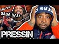 Sada Baby - Pressin ft. King Von (Official Video) REACTION!!!
