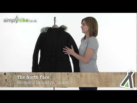 The North Face Womens Brooklyn Jacket