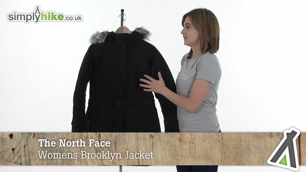 27f61ad30 The North Face Womens Brooklyn Jacket - www.simplyhike.co.uk