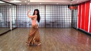 Malika Belly dancer in Dubai, UAE