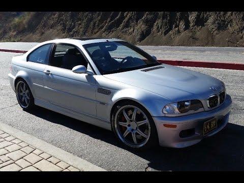 BMW E46 M3 DINAN S2 - One Take