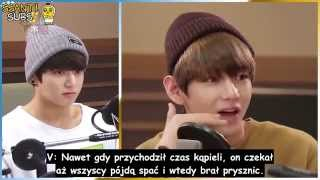 [1/4] 150307 BTS - MBC C-Radio Idol True Colors [polskie napisy, polish subs / PL]