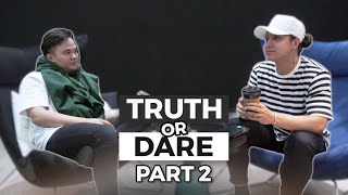 TRUTH OR DARE (PART 2)  + FAST TALK | DJ LOONYO with TEAM BESHIE