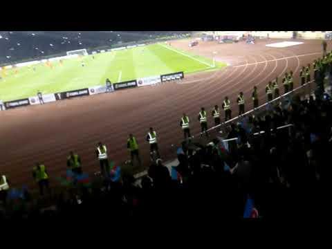 Qarabağ Ağdam 2-2 Apoel Nicosia ( Dani kintananin qolu)