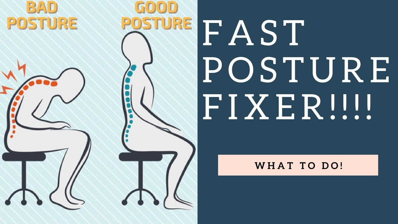 Easy Ways to Get Better Posture recommend