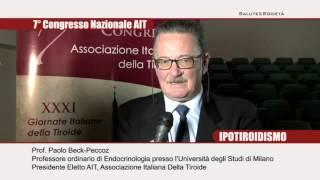 Congresso Nazionale AIT, Associazione Italiana Della Tiroide