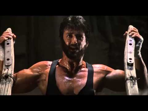Rocky IV Heart's On Fire Montage Remastered HD