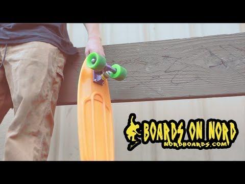 """Penny Nickel 27"""" Mini Skateboard / Longboard - NordBoards.com"""