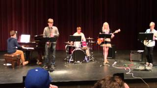Heaven by Duke Ellington - Jefferson Jazz Combo