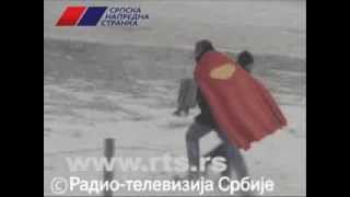 Vucic save the day (Aleksandar Vucic spasio dete)