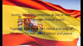 """Download Mp3 Spanish National Anthem - """"la Marcha Real""""  Es/en"""