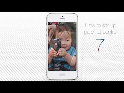 How to Set Parental Control on iPhone and iPad