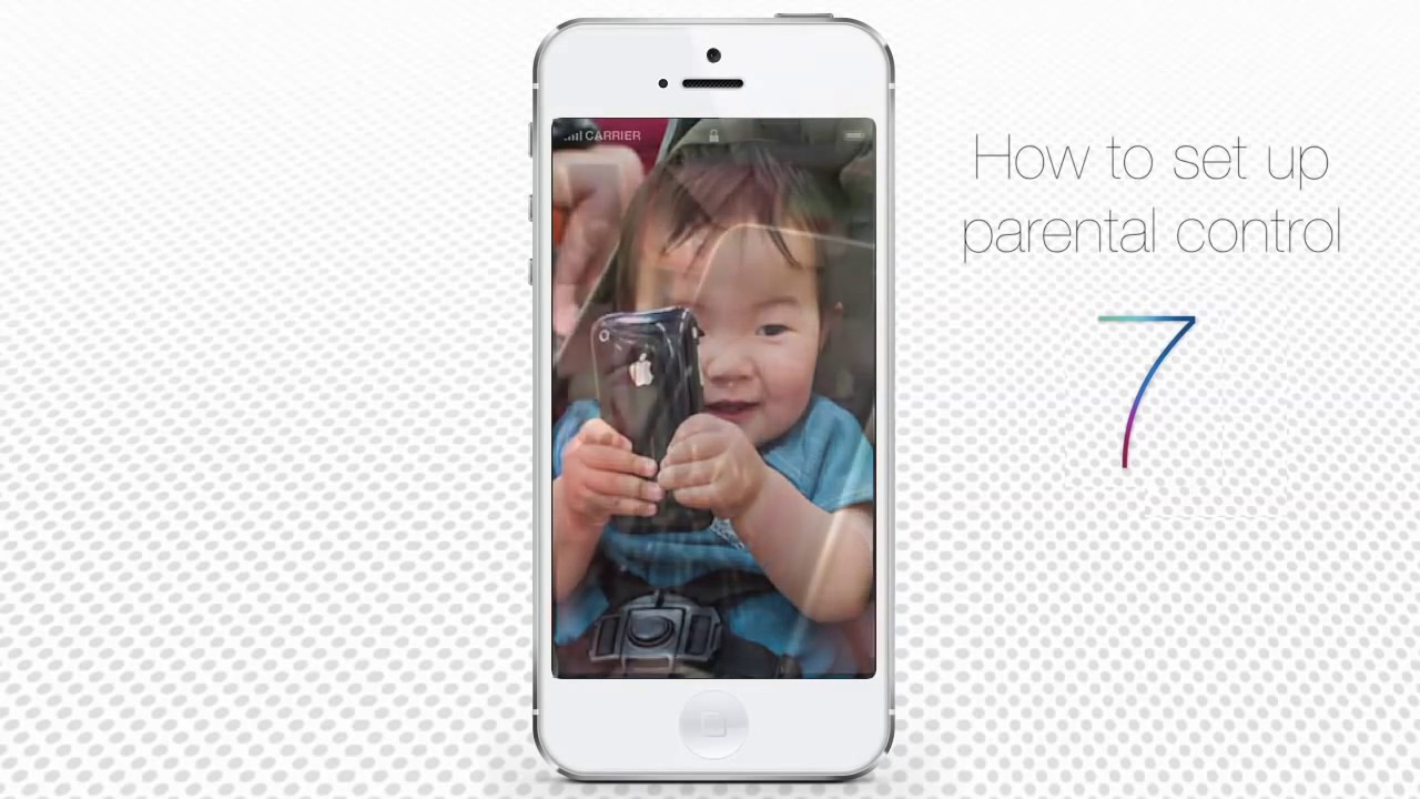 parental control on iphone how to set parental on iphone 3095