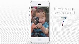 How to Set Parental Control on iPhone and iPad(Read iSecrets. New magazine about gadgets and mobile technology. http://app.appsflyer.com/id946420218?pid=YouTube&c=Description Also check out the ..., 2013-09-25T05:47:10.000Z)