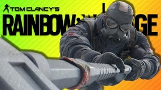 LEGENDARY SLEDGE GLITCH | Rainbow Six Siege (Highlights)