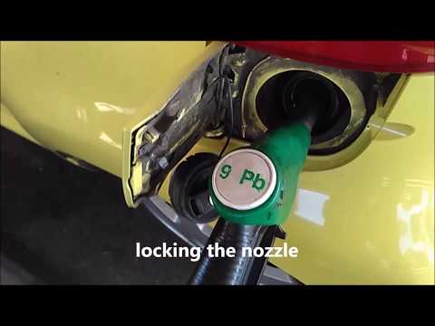 How to calculate fuel consumption - MPG - liters per 100km - Aygo, 107, C1