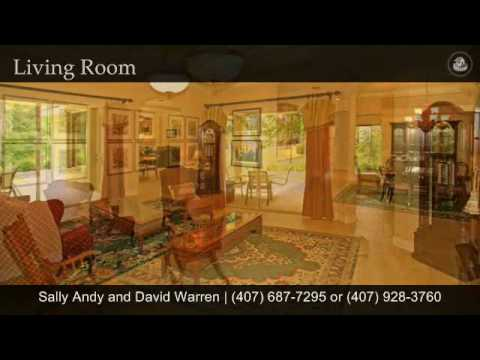 Waterfront Estate Home For Sale - Lake Forest (Seminole County, FL)