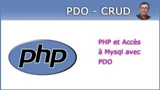 PDO - CRUD avec php pdo et bootstrap