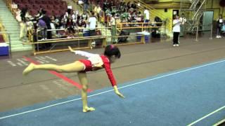 2011全港小學體操邀請賽 女子自由體操 06