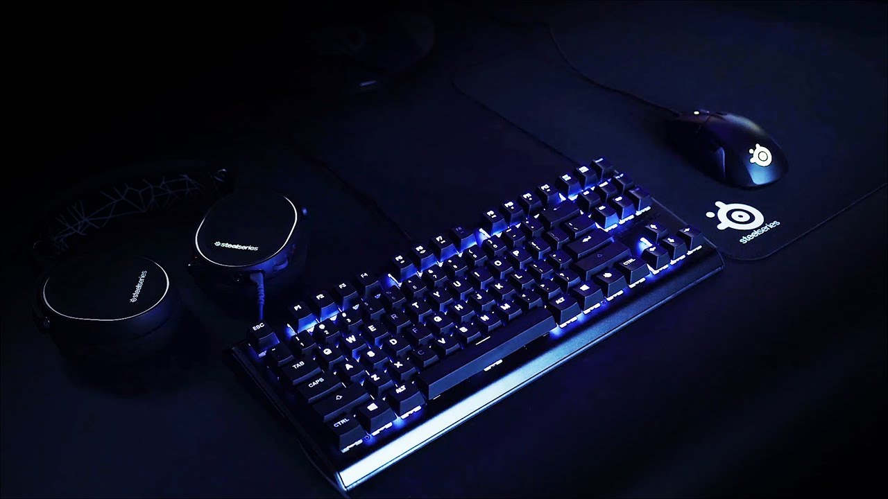 85116a0255a SteelSeries Apex M750 TKL - YouTube