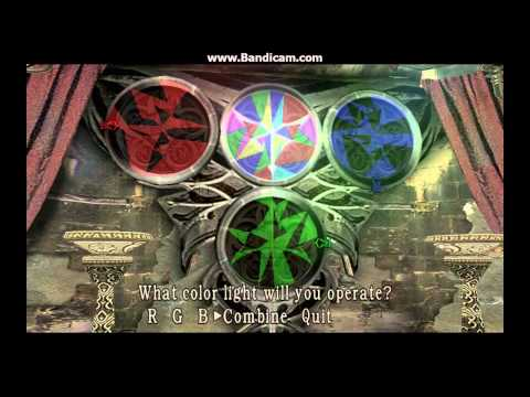 Resident Evil 4 - Church Color Puzzle