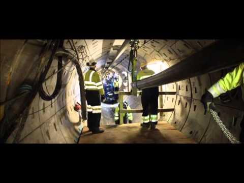 Balfour Beatty Power Transmission & Distribution Global Tunnelling Film   HD