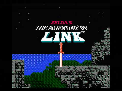 Zelda 2: The Adventure of Link (NES) Intro