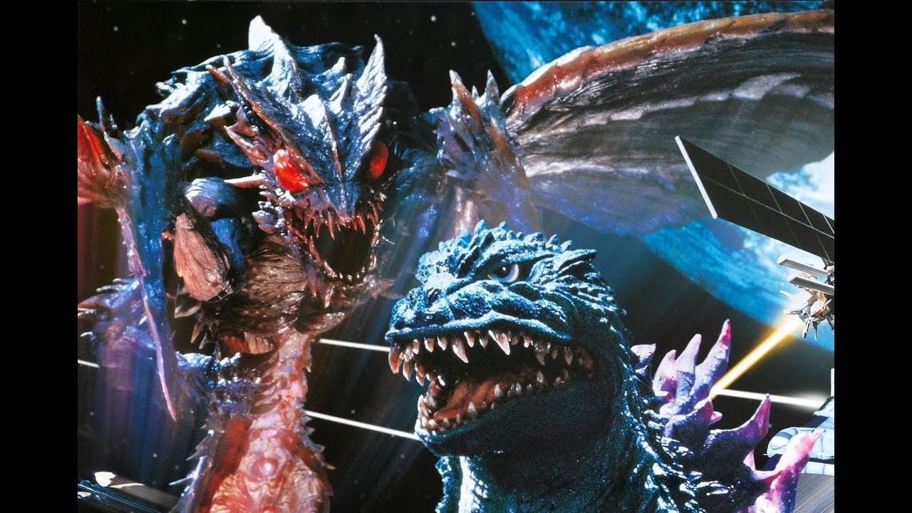 Godzilla: Unleashed - Godzilla 2000 VS. Megaguirus ...