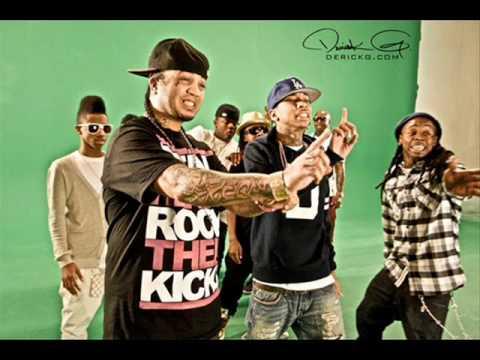 Tyga Ft. Lil' Wayne - I'm On It [CDQ/NODJ] + DOWNLOAD