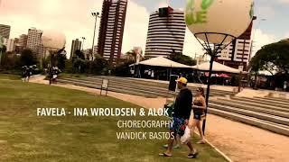 Baixar Favela - Ina Wroldsen & Alok Choreography Zumba