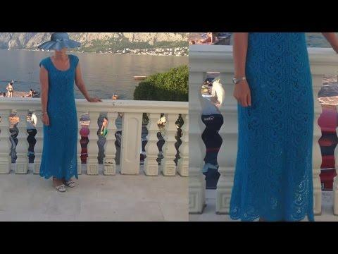 Одежда с AliExpress - Красивое кружевное платье - ретро стиль с .
