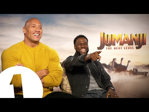 "the-rock-&-kevin-hart's-singing-🎵""this-little-light-of-mine""-🎵--jumanji-2-christmas-interview:"