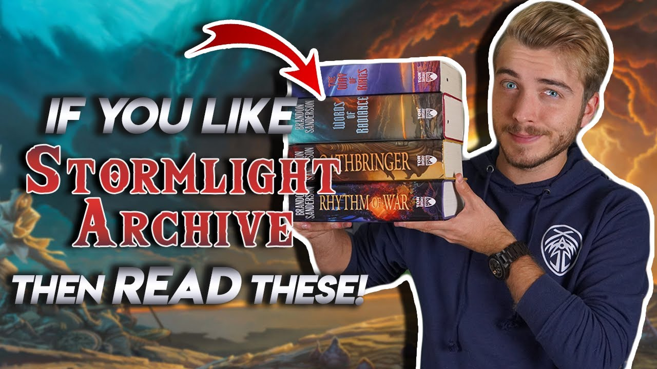 If You Like The Stormlight Archive, Read These Books