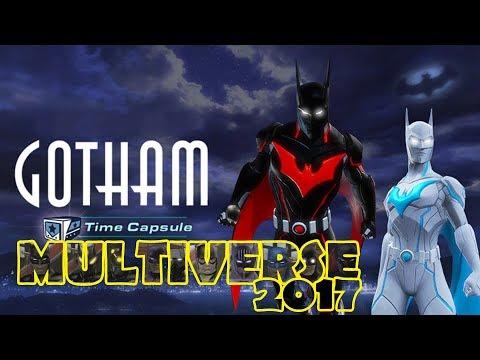 DCUO; Gotham Time Capsule