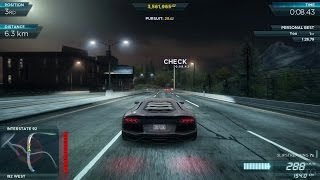 Need for Speed: Most Wanted (2012) PC Gameplay HD