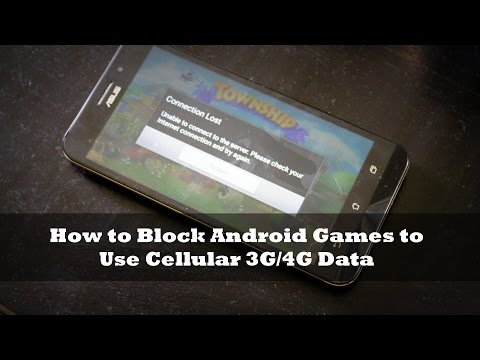 How To Block Android Games From Using Cellular 3G/4G Data | Guiding Tech