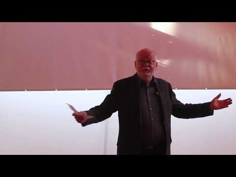 2018 ENWAP conference, Bologna - Christopher Clouder