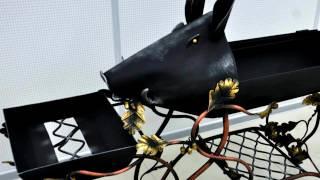 Оригинальный мангал кованая свинья, поросенок, необычный дизайн мангала, ковка в Днепре, цена, купит