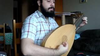 Der hupff auff zum Hofftanz - Guilherme Sanchez - Alaúde (Lute)