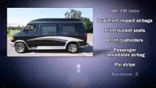 2001 Dodge Ram Van B1500 Conversion