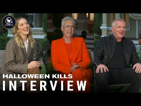 'Halloween Kills' Interviews With Jamie Lee Curtis, Judy Greer And More