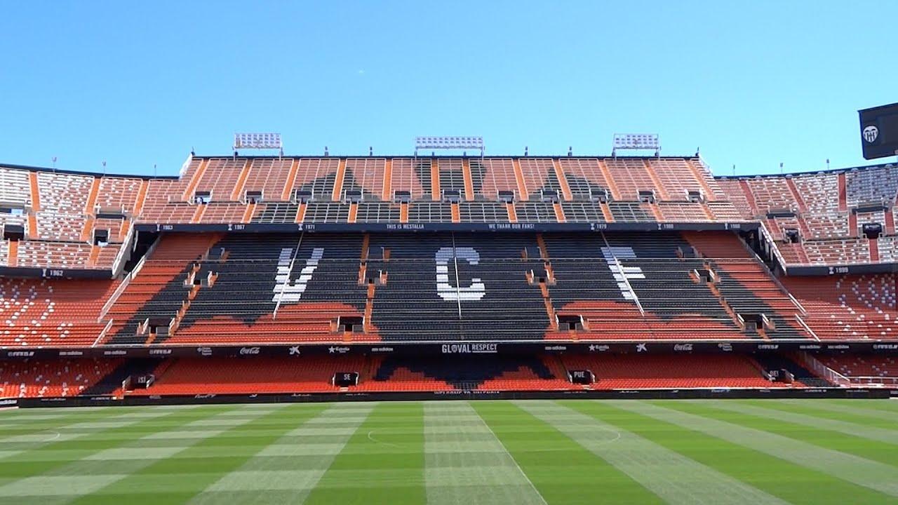 Image result for estadio mestalla