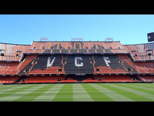Estadio Mestalla - Valencia CF - 2015