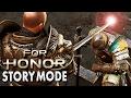 For Honor Story Mode German Gameplay #01 - Zum Ritter geschlagen