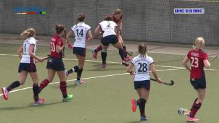 1. Feldhockey-Bundesliga Damen DHC vs. BHC 30.04.2017 Livestream